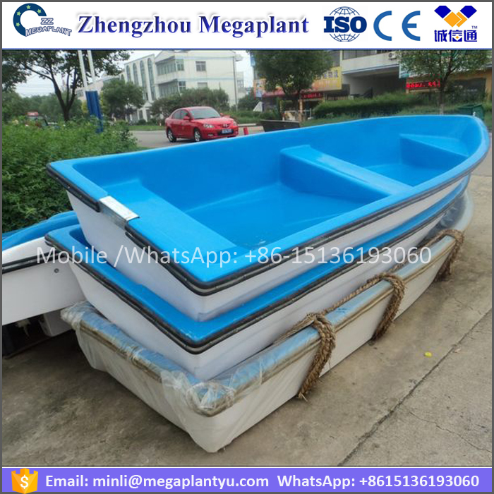 Strong Fiberglass catamaran fishing boat for sale