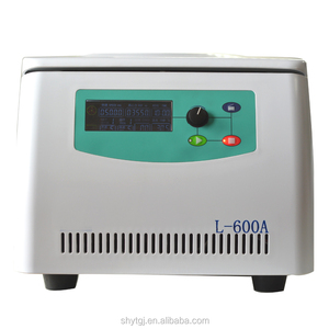 XC-L600A Laboratory prp kit brushless motor blood plasma centrifuge machine for medical equipment/clinical equipment