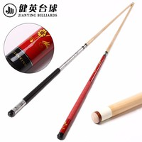 New english style used pool cues for sale