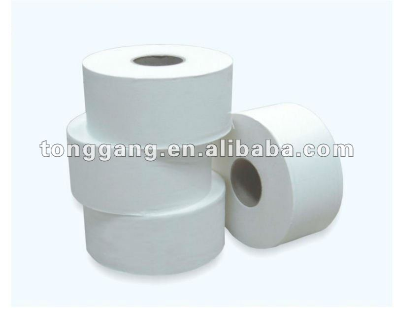 100% Virgin Wood Pulp Jumbo roll TISSUE PAPER for diapers and sanitary napkins