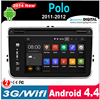 Android4.4 CAR GPS NAVIGATION FOR VW Polo