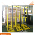Custom heavy duty metal display rack Factory price metal display stand