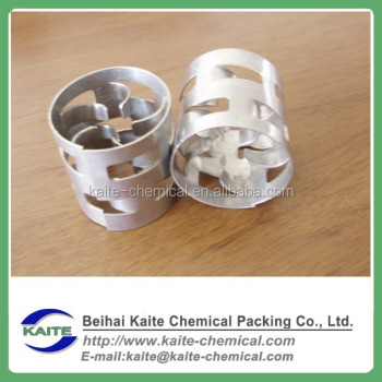 custom pall ring (stainless steel 304, 304L, 316, 316L, 410)