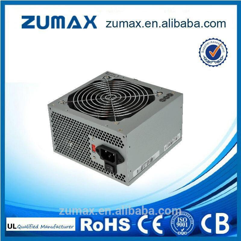 Plastic computer power 400w & power supply made in China