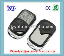 Face to face copy remote control, fixed/adjustable frequency remote YET026