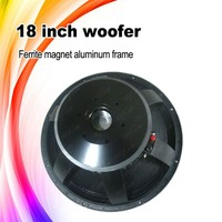 18PZB100 Professional Stage Speaker Pa Woofer
