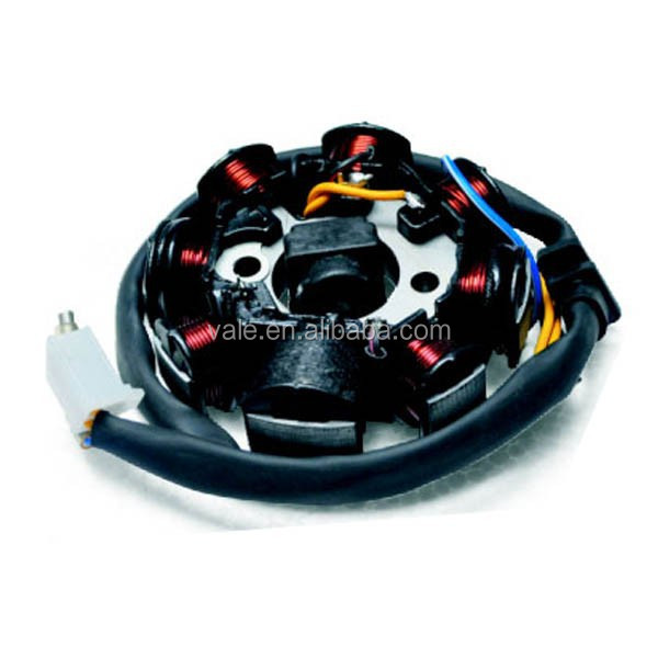GY6 motorcycle engine parts 150CC 8-coil magneto stator