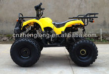 2017 high quality cheap gas four wheelers quad atv bike for adults