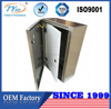 china supplier industrial 304/201 stainless steel metal distribution box electrical enclosure