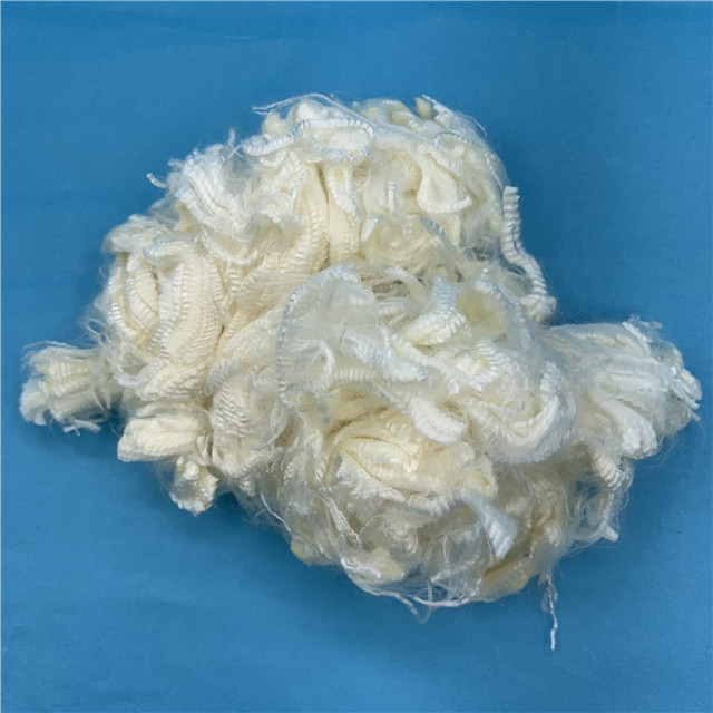 fiber made by milk/milk protein fiber for spinning