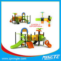 Outdoor Playground for Children Commercial Outdoor Playground Mingte outdoor Play ground