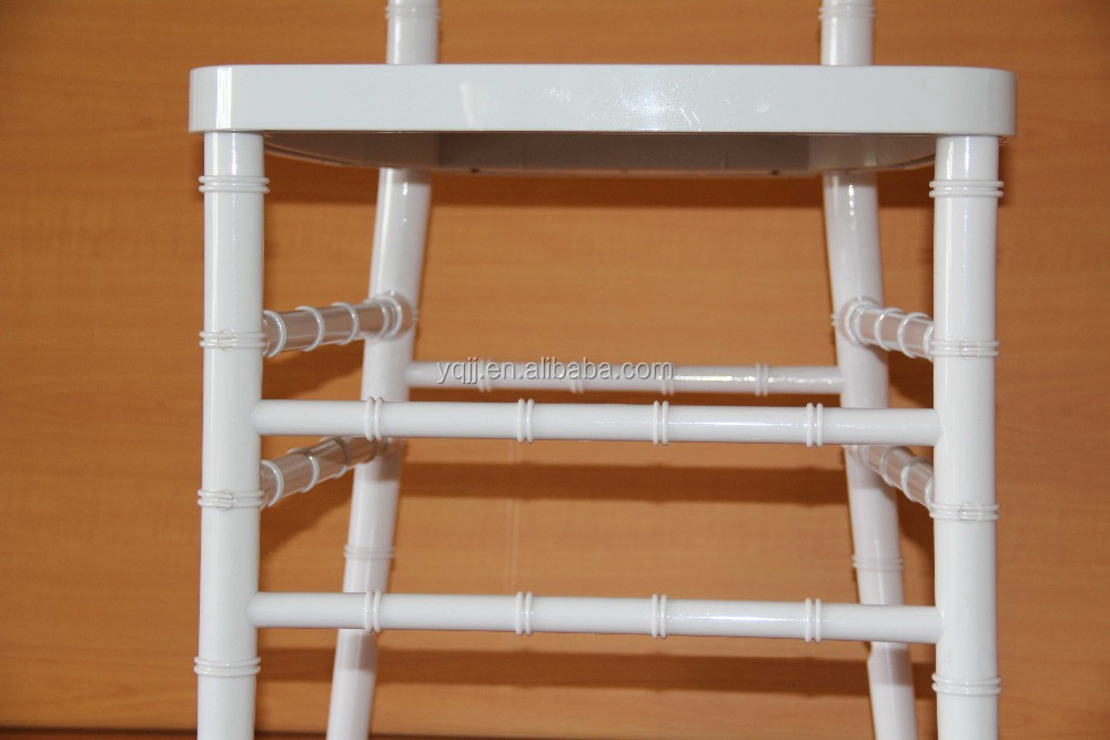 white resin wedding chairs for sale