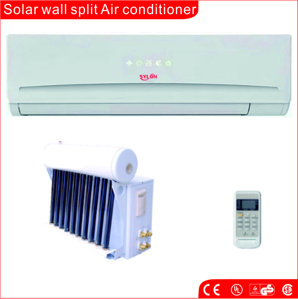 9000BTU Hybrid Solar Wall Split Hybrid Air Conditioner Hot And Cold