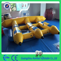 popular water sport game leisure banana boat fly fish with high quality