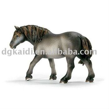 Christmas gift plastic horse animal toy