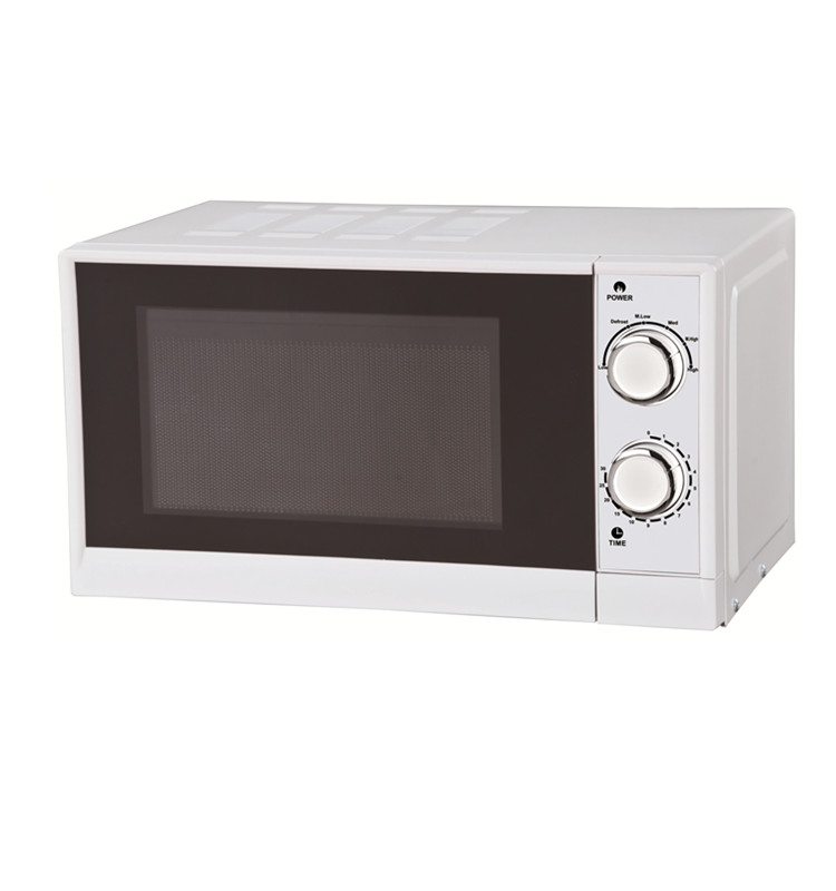 110V stainless steel timer control microwave oven for home use
