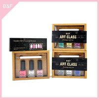 Private label makeup Nail Polish nail art film