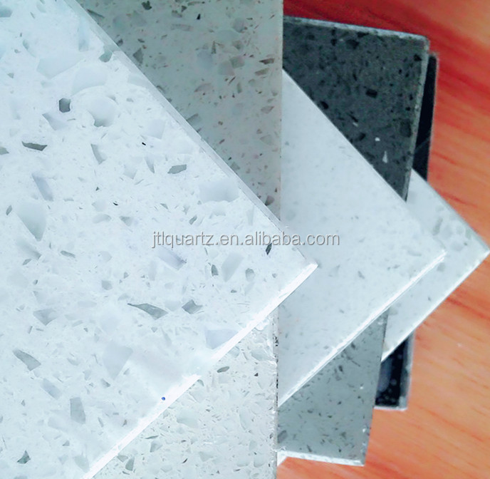 colors stone bar countertop sparkle artificial quartz slab stone