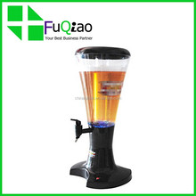 New Fashion Bar Accessories PC Tabletop Cool 2.5l beer tower dispenser