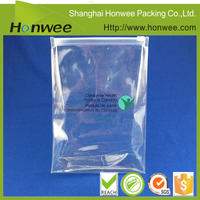 waterproof material plastic packing various size pvc pouch for protection