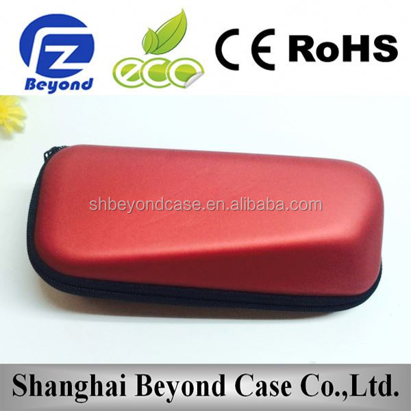 High Quality PU Leather Glasses Case Handmade