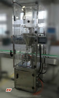 factory price automatic groundnut powder bottle filling machine with CE ISO9001