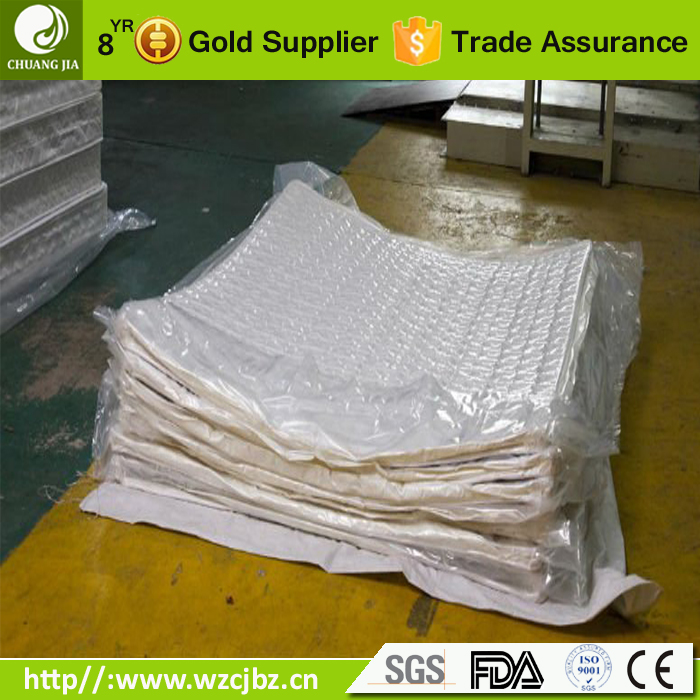 high quality pa pe vapor barrier plastic vacuum seal bag for mattress