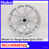 20 inch alloy wheels rims for Range Rover Sport suv 4x4 wheels from maiker