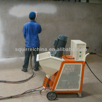 Multifunctional Spraying Plaster Machine