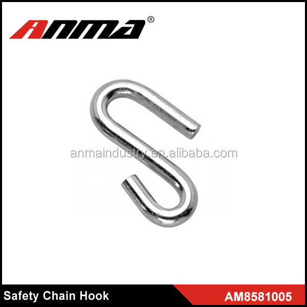 High Quality S Safety Chain Hook