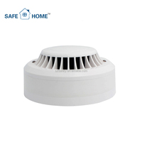 Intelligent Thermal Heat Sensor Smoke Detector with EXW Price