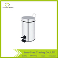 Hot Sale Kitchen Stainless Steel Garbage Rubbish Bin
