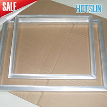 used in silk screen printing industry aluminum frames