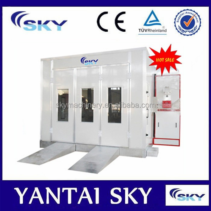 cheap spray paint Spray Booth for car with standard exporting specifications