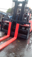 japan second hand toyota 20ton forklift for sale in shanghai China