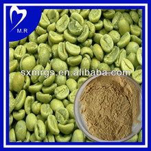 Chlorogenic acid 10% 20% 30% 45% 50% 55% 60%