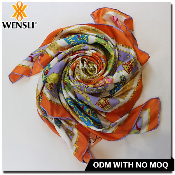 100% pure long silk scarf , silk scarf 2016 top quality cashmere scarf with lurex