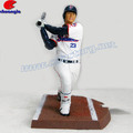 Custom Made Baseball Player Sports Statue Action Figurine