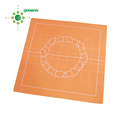 custom non-stick food grade silicone baking mat set