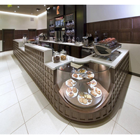 New product cafe bar counter design