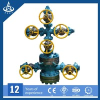high quality API wellhead assembly and oil well christmas tree
