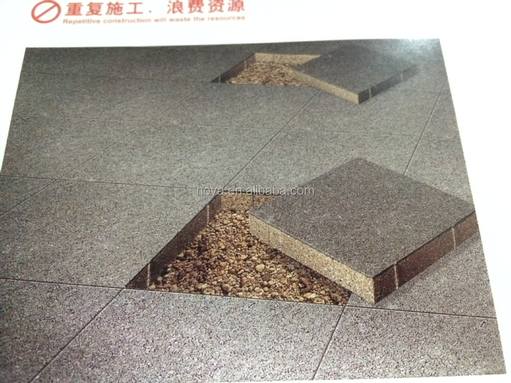 Permeable Road Pavers for resisdential or commercial usage