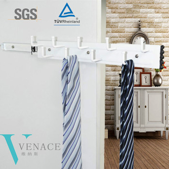 Sliding belt rack
