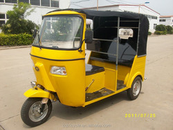 Passenger tricycle rickshaw for taxi
