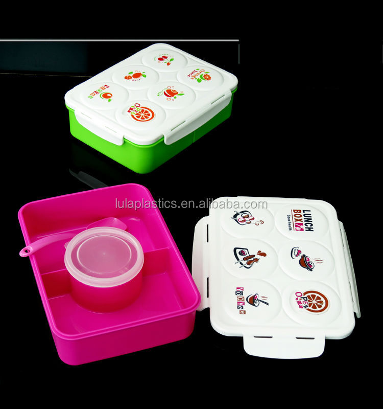 2014 new bento leakproof lunchbox buy bento leakproof lunchbox children lunch box insulated. Black Bedroom Furniture Sets. Home Design Ideas