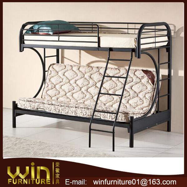 strong quality sofa bed double deck bunk bed