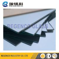3mm Safety Colored Aluminium Mirror Glass
