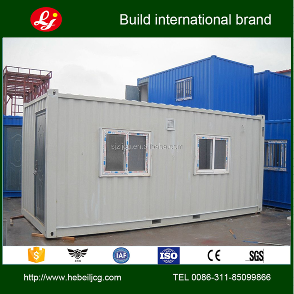 Customized luxury 20ft 40 feet living container house price