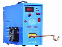 High frequency welding machine for diamond saw blades and segments