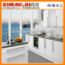 2013 shangju new design corner kitchen pantry cabinet for home or apartment